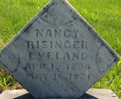 EVELAND, NANCY RISINGER - Warren County, Iowa | NANCY RISINGER EVELAND