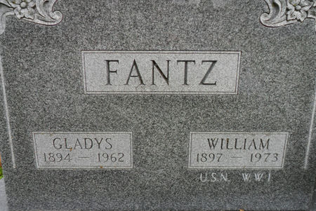 FANTZ, WILLIAM - Warren County, Iowa | WILLIAM FANTZ