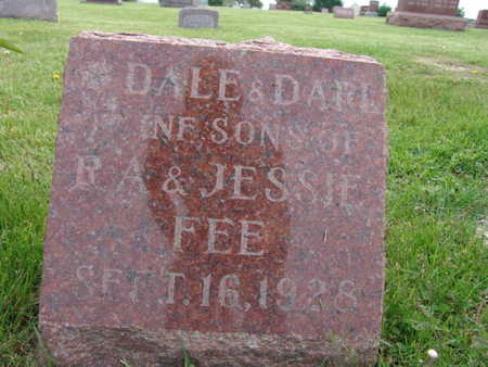 FEE, DARL - Warren County, Iowa | DARL FEE