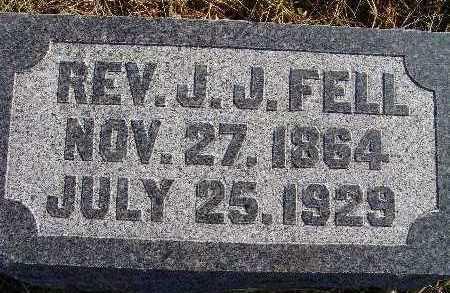 FELL, J. J. - Warren County, Iowa | J. J. FELL