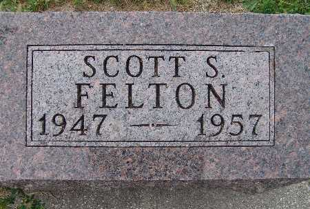 FELTON, SCOTT S. - Warren County, Iowa | SCOTT S. FELTON