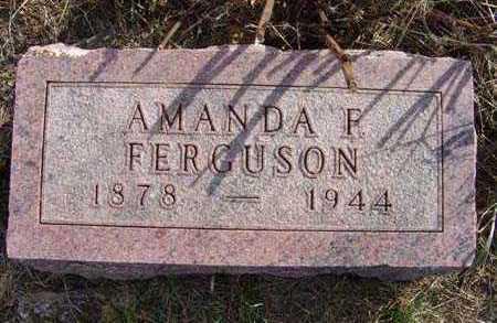 FERGUSON, AMANDA F. - Warren County, Iowa | AMANDA F. FERGUSON