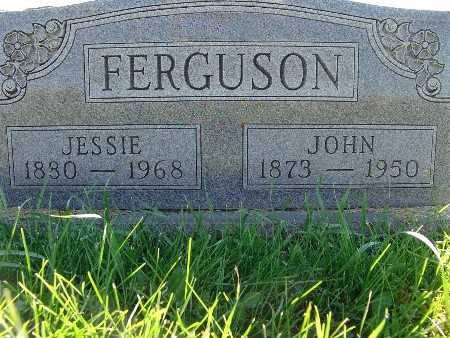 FERGUSON, JOHN - Warren County, Iowa | JOHN FERGUSON