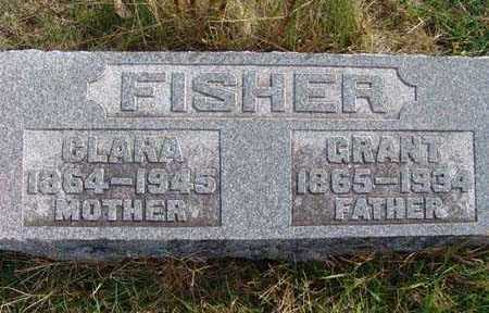 FISHER, GRANT - Warren County, Iowa | GRANT FISHER