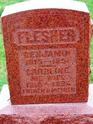 FLESHER, BENJAMIN - Warren County, Iowa | BENJAMIN FLESHER