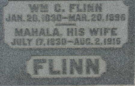 FLINN, WM C - Warren County, Iowa | WM C FLINN