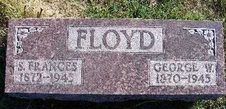 FLOYD, S. FRANCES - Warren County, Iowa | S. FRANCES FLOYD