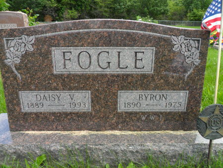 FOGLE, BYRON - Warren County, Iowa | BYRON FOGLE