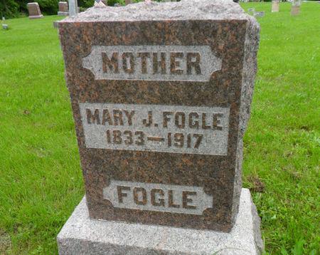 FOGLE, MARY J. - Warren County, Iowa | MARY J. FOGLE