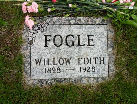 FOGLE, WILLOW EDITH - Warren County, Iowa | WILLOW EDITH FOGLE