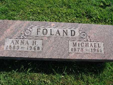 FOLAND, MICHAEL - Warren County, Iowa | MICHAEL FOLAND