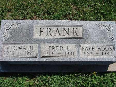 FRANK, FRED L. - Warren County, Iowa | FRED L. FRANK