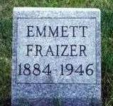 FRAZIER, EMMETT - Warren County, Iowa | EMMETT FRAZIER