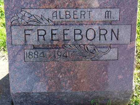 FREEBORN, ALBERT M - Warren County, Iowa | ALBERT M FREEBORN