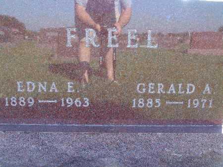 FREEL, EDNA E - Warren County, Iowa   EDNA E FREEL