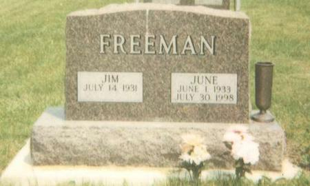FREEMAN, JIM - Warren County, Iowa | JIM FREEMAN