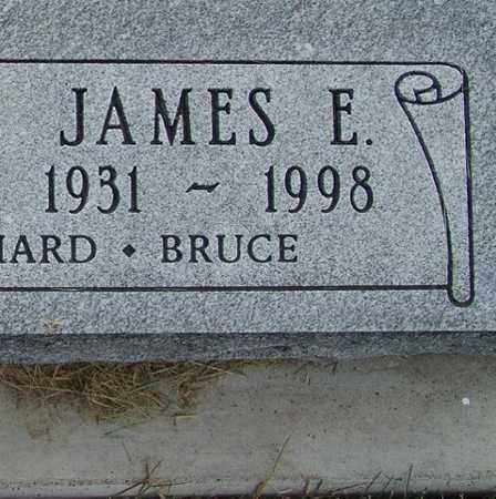 FRY, JAMES E. - Warren County, Iowa | JAMES E. FRY