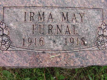 FURNAL, IRMA MAY - Warren County, Iowa   IRMA MAY FURNAL