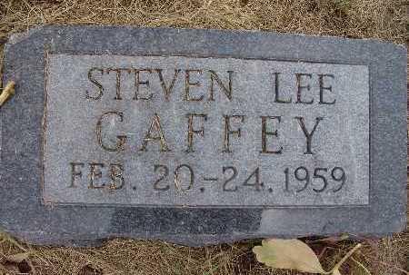 GAFFEY, STEVEN LEE - Warren County, Iowa | STEVEN LEE GAFFEY