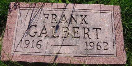 GALBERT, FRANK - Warren County, Iowa | FRANK GALBERT