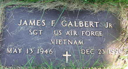 GALBERT, JAMES F - Warren County, Iowa | JAMES F GALBERT