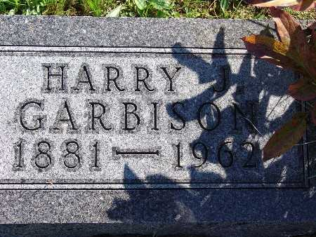 GARBISON, HARRY - Warren County, Iowa | HARRY GARBISON