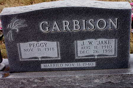 GARBISON, J W AND PEGGY - Warren County, Iowa | J W AND PEGGY GARBISON
