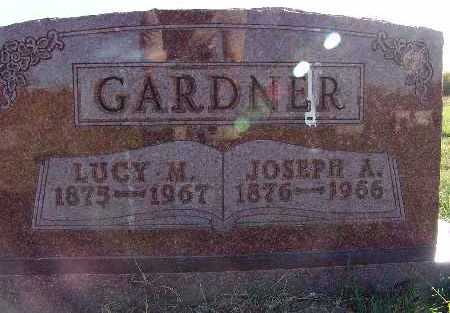 COFFMAN GARDNER, LUCY M. - Warren County, Iowa | LUCY M. COFFMAN GARDNER