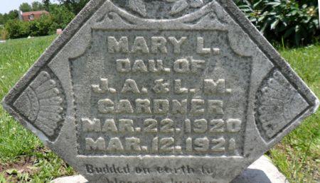 GARDNER, MARY L. - Warren County, Iowa | MARY L. GARDNER
