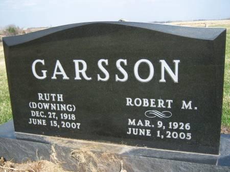 DOWNING GARSSON, RUTH - Warren County, Iowa   RUTH DOWNING GARSSON