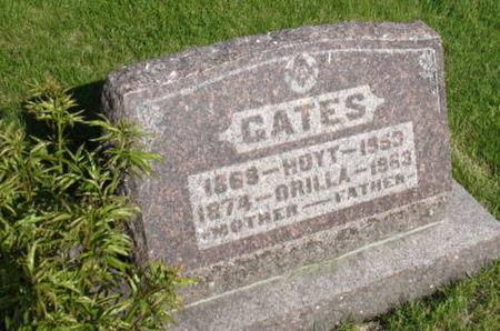 GATES, ORILLA - Warren County, Iowa | ORILLA GATES