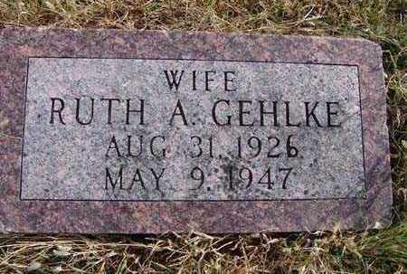 GEHLKE, RUTH - Warren County, Iowa | RUTH GEHLKE