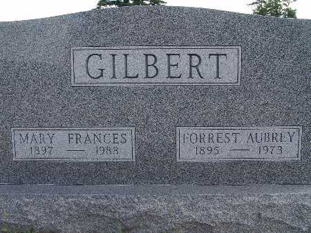 KIMZEY GILBERT, MARY FRANCES - Warren County, Iowa | MARY FRANCES KIMZEY GILBERT
