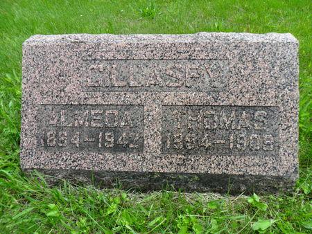 GILLASPY, ALMEDA - Warren County, Iowa | ALMEDA GILLASPY
