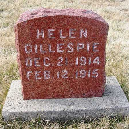GILLESPIE, HELEN - Warren County, Iowa | HELEN GILLESPIE
