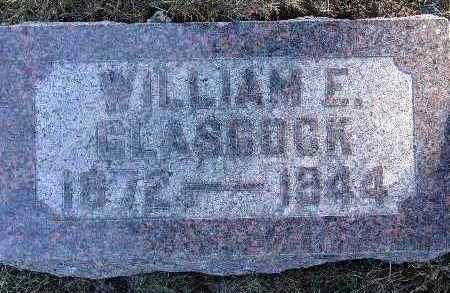 GLASCOCK, WILLIAM E. - Warren County, Iowa | WILLIAM E. GLASCOCK