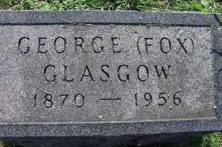 GLASGOW, GEORGE FOX - Warren County, Iowa | GEORGE FOX GLASGOW