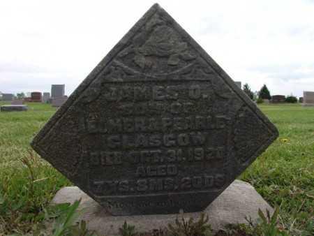 GLASGOW, JAMES OLIVER - Warren County, Iowa | JAMES OLIVER GLASGOW