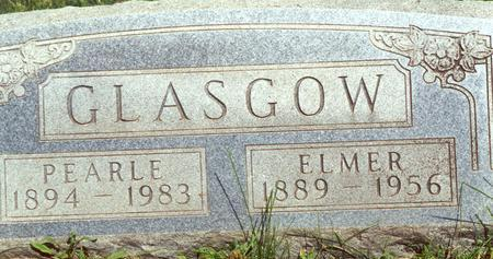 GLASGOW, ELMER - Warren County, Iowa | ELMER GLASGOW