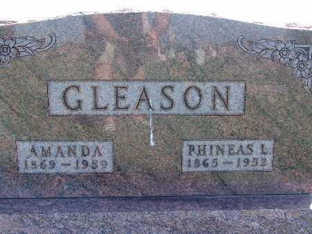 GLEASON, AMANDA - Warren County, Iowa   AMANDA GLEASON