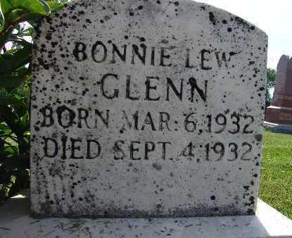 GLENN, BONNIE LEW - Warren County, Iowa | BONNIE LEW GLENN