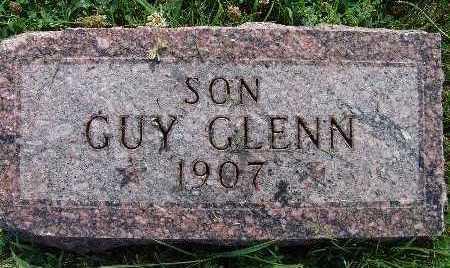 GLENN, GUY - Warren County, Iowa   GUY GLENN
