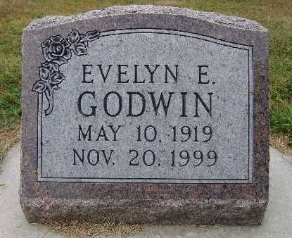GODWIN, EVELYN E. - Warren County, Iowa   EVELYN E. GODWIN