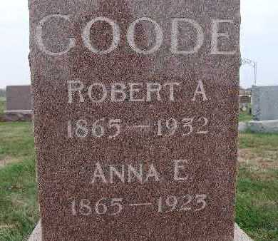 GOODE, ANNA E. - Warren County, Iowa | ANNA E. GOODE