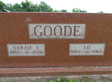 GOODE, LO - Warren County, Iowa | LO GOODE