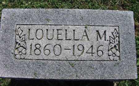 GOSS, LOUELLA M. - Warren County, Iowa | LOUELLA M. GOSS