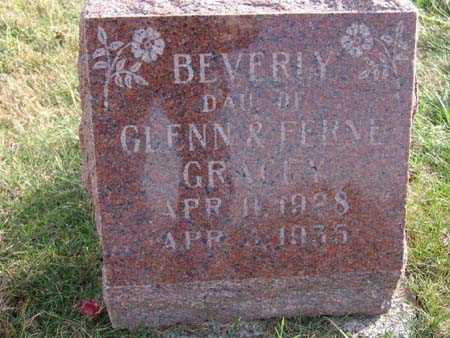 GRACEY, BEVERLY - Warren County, Iowa | BEVERLY GRACEY
