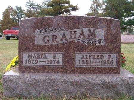 GRAHAM, MABEL E. - Warren County, Iowa | MABEL E. GRAHAM