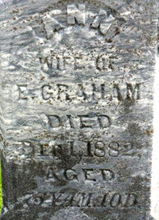 GRAHAM, ANN - Warren County, Iowa | ANN GRAHAM