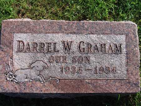 GRAHAM, DARREL W - Warren County, Iowa | DARREL W GRAHAM